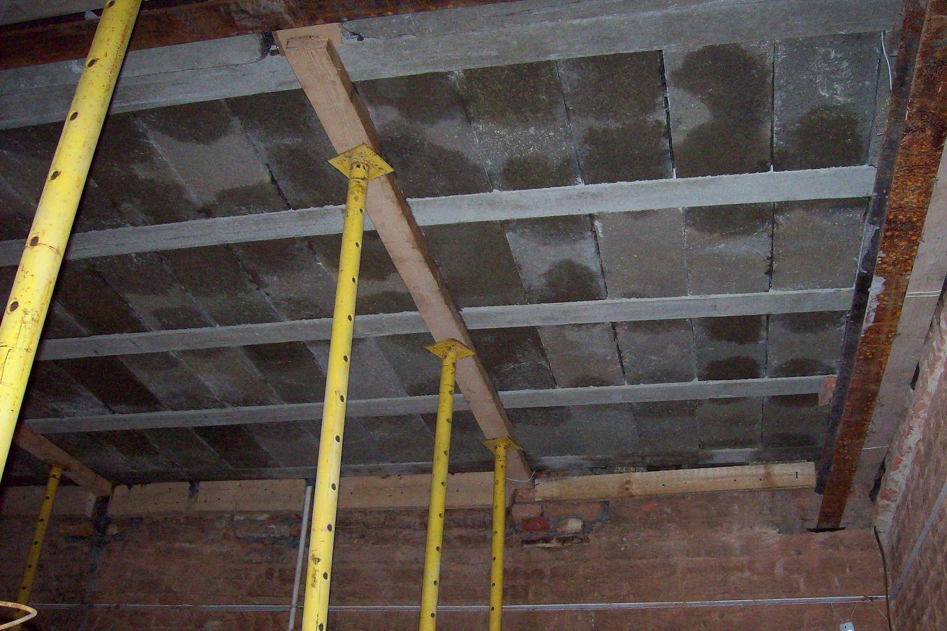 Как сделать монолитный потолок 18